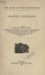 Cover of: Grover Cleveland