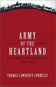 Cover of: Army of the heartland