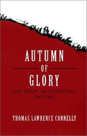Cover of: Autumn of glory