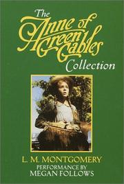 Cover of: Anne of Green Gables Value Collection