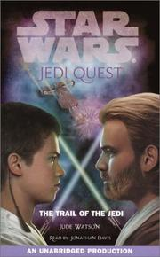 Cover of: Star Wars: Jedi Quest #2: The Trail of the Jedi