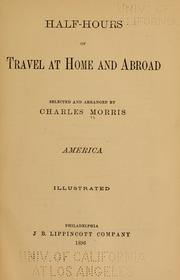 Cover of: Half-hours of travel at home and abroad
