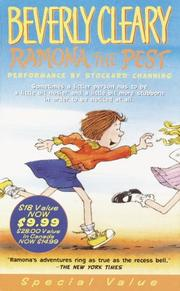 Cover of: Ramona the Pest