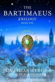 Cover of: The Amulet of Samarkand (The Bartimaeus Trilogy, Book 1) |