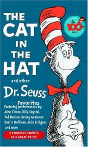 Cover of: The Cat in the Hat and Other Dr. Seuss Favorites: 9 Complete Stories (Cat in the Hat, Horton Hears a Who, How the Grinch Stole Christmas, Did I Ever Tell You How Lucky You Are?, The Lorax, Yertle the Turtle, Thidwick, Horton Hatches the Egg, Cat in the Hat Comes Back)