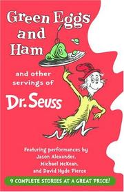 Cover of: Green Eggs and Ham and Other Servings of Dr. Seuss