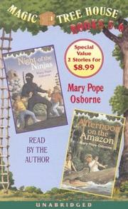 Cover of: Magic Tree House: Books 5 & 6 | Mary Pope Osborne