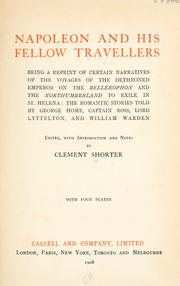 Cover of: Napoleon and his fellow travellers