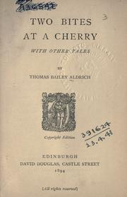 Cover of: Two bites at a cherry, with other tales
