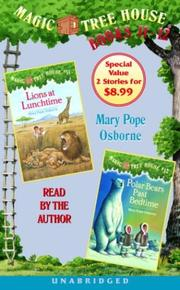 Cover of: Magic Tree House: Books 11 & 12 | Mary Pope Osborne