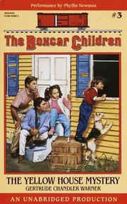Cover of: The Yellow House Mystery