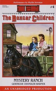 Cover of: Mystery Ranch