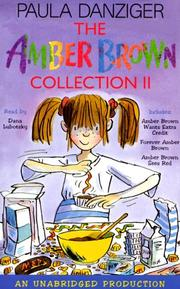 Cover of: The Amber Brown Collection II