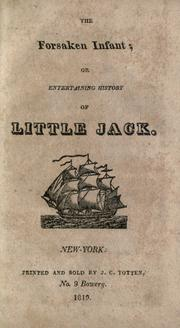 The history of little Jack by Day, Thomas