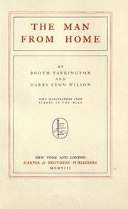 Cover of: The man from home