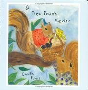 Cover of: A tree trunk Seder