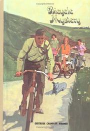 Cover of: Bicycle mystery