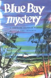 Cover of: Blue Bay Mystery