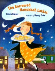 Cover of: The Borrowed Hanukkah Latkes