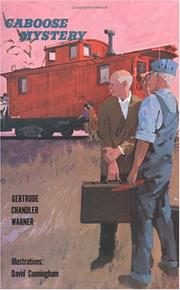 Cover of: Caboose Mystery