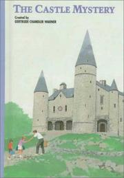 Cover of: The castle mystery