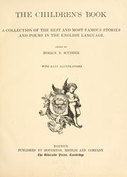 Cover of: The children's book: a collection of the best and most famous stories and poems in the English language