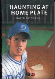 Cover of: Haunting at Home Plate