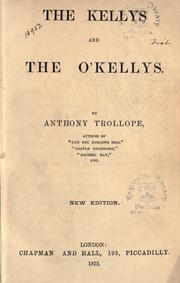 Cover of: The Kellys and the O'Kellys