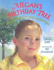 Cover of: Megan's birthday tree: a story about open adoption
