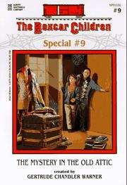 Cover of: The mystery in the old attic