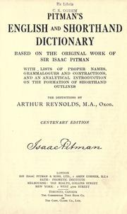 English And Shorthand Dictionary 1917 Edition Open Library