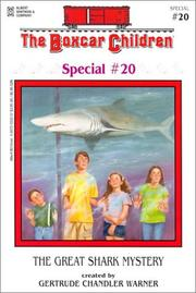 Cover of: Great Shark Mystery