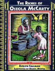 Cover of: The riches of Oseola McCarty
