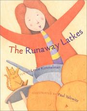 Cover of: The runaway latkes