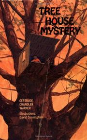 Cover of: Tree house mystery