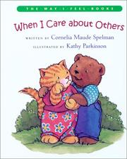 Cover of: When I care about others