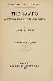 Cover of: The Sampo: a wonder tale of the old north
