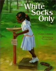 Cover of: White socks only