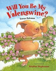Cover of: Will you be my valenswine?