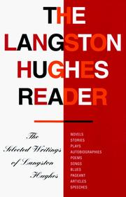 Cover of: The Langston Hughes reader