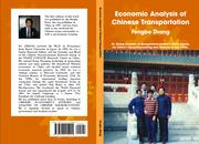 Cover of: Economic Analysis of Chinese Transportation
