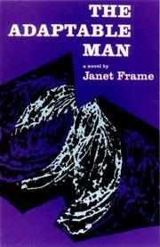 Cover of: The adaptable man: A Novel