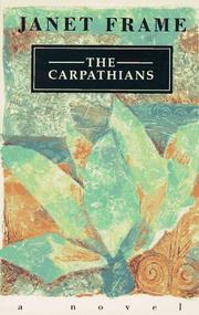 Cover of: The Carpathians