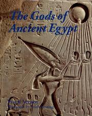 Cover of: The Gods of Ancient Egypt