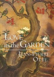 Cover of: Love in the garden