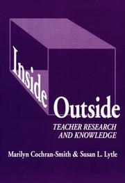 Cover of: Inside/outside |