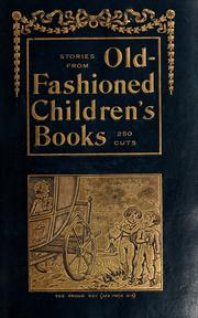 Cover of: Stories from old-fashioned children's books