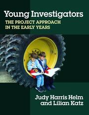 Cover of: Young Investigators | Judy Harris Helm