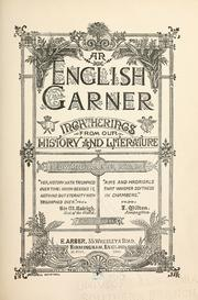Cover of: An English garner
