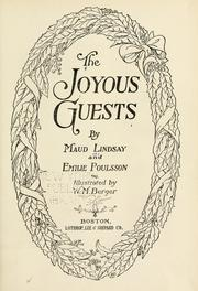 Cover of: The joyous guests